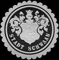 Siegelmarke Stadt Schwaan W0218059.jpg