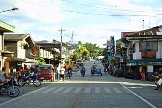Sierra Bullones Municipality of the Philippines in the province of Bohol