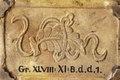 Signatur och museets föremålsnummer under - Hallwylska museet - 95946.tif