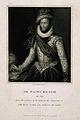 Sir Walter Raleigh. Stipple engraving by C. Picart, 1823, af Wellcome V0004882.jpg