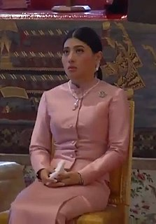 Princess of Thailand