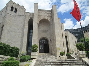 Skanderbeg Museum - Image: Skanderbeg Museum (2)