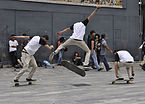 Skateboarding at Mexico City - Flip - 120.jpg