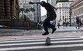 Skateboarding in São Paulo center.jpg