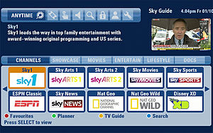 On Demand (Sky) - Image: Sky Anytime+ on Launch