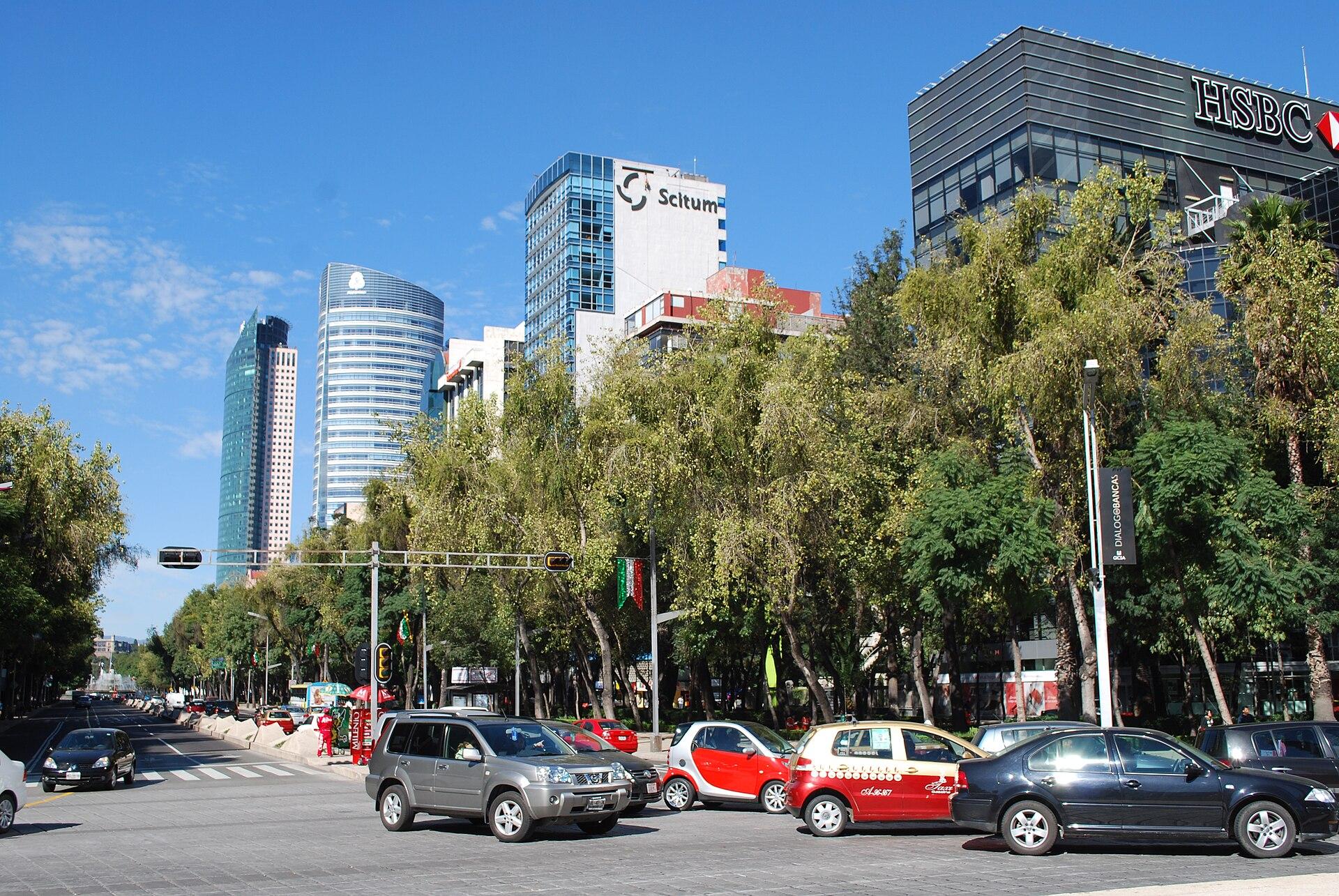 Colonia Cuauhtémoc, Mexico City - Wikipedia