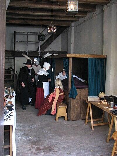 Slag om Grolle 2008-2 - Een chirurgijn bezoekt een zieke