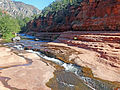 Slide Rock State Park, Oak Creek Canyon, AZ 9-15 (22010583786).jpg