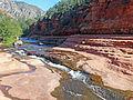 Slide Rock State Park, Oak Creek Canyon, AZ 9-15 (22010583786).jpg