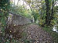 Small portion of the perimeter wall around Arundel Park - geograph.org.uk - 1555890.jpg