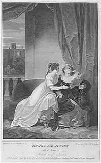 Nurse (<i>Romeo and Juliet</i>) character in Romeo and Juliet