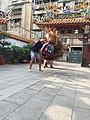 Snapshot, Taipei, Taiwan, 台北大龍峒金獅團, 樹人書院文昌祠, 隨拍, 台北, 台灣 (19416472332).jpg