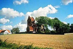 Ringsted Municipality - Image: Sneslev Kirke