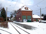 Snow-covered tram depot Madlow.png