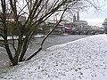 Snow and ice, Omagh - geograph.org.uk - 1650748.jpg