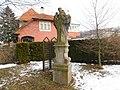 Socha svatého Antonína Paduánského v Lánech (Q107164432).jpg
