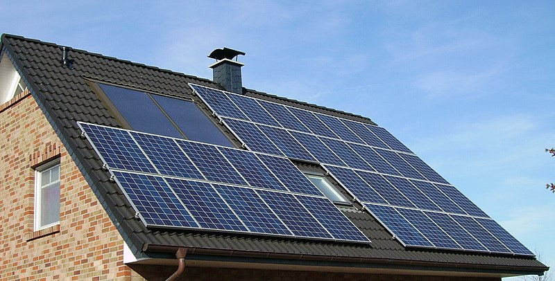 DIY photovoltaic panel advantages