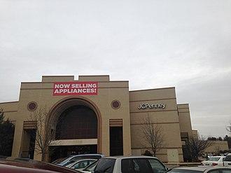 Solomon Pond Mall - Image: Solomon Pond Mall JC Penney