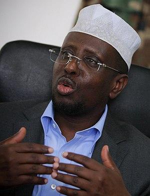 Somali presidential election, 2017