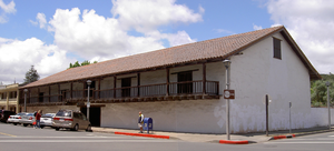 Sonoma Barracks - The Sonoma Barracks Today