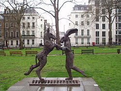 Image illustrative de l'article Berkeley Square (Londres)