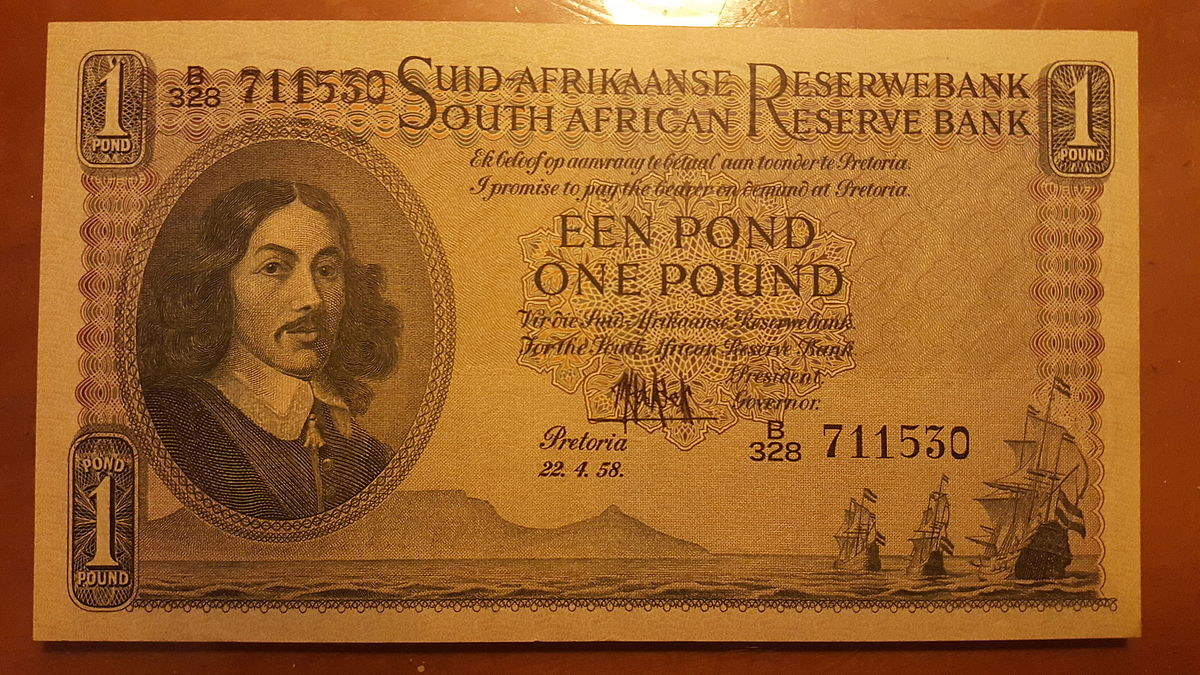South African Pound Wikipedia
