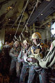 South African soldiers await instructions to jump out of a C-130 Hercules aircraft for a practice jump over the Mimosa Flat Drop Zone at Air Force Base Bloemspruit in Bloemfontein, South Africa, July 23, 2013 130723-A-FP002-003.jpg
