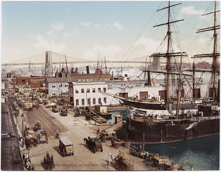 South Street Seaport United States historic place