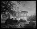 South elevation of main house (c. 1780). - Pratt Mansion , 1711 Ruthsburg Road, Ruthsburg, Queen Anne's County, MD HABS MD-1412-1.tif