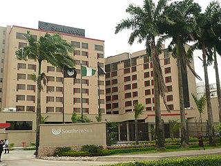 Ikoyi Neighborhood in Lagos, Lagos State, Nigeria