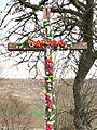 Sowina-krzyż na Kołkówce - panoramio.jpg