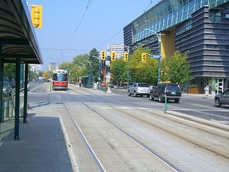 Spadina Avenue - Spadina Avenue and Harbord Street