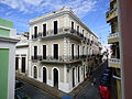 Spanish Colonial architecture of Old San Juan, Puerto Rico.JPG