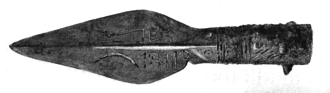 Gothic runic inscriptions - The spearhead of Dahmsdorf-Müncheberg