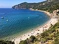 Spiaggia lunga Argentario Tuscany.jpg