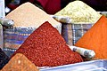 Spices on Spice Bazaar in Istanbul 02.jpg