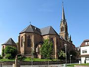 Spiesen Katholische Pfarrkirche St. Ludwig 03