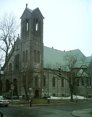 Church of Saint-Léon-de-Westmount - Image: St Leon Westmount