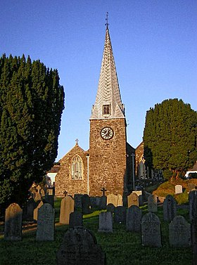 St.James' church, Swimbridge, Devon - geograph.org.uk - 45735.jpg