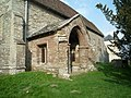 St. Bartholomew's Church (Porch Richards Castle) - geograph.org.uk - 6113068.jpg