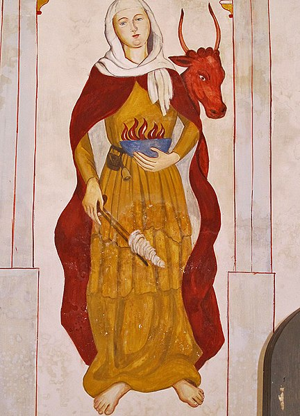 File:St. Brigid Painting.jpg