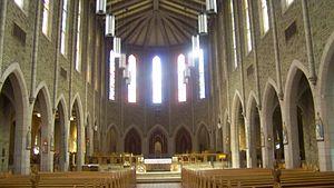 St. Joseph's Basilica, Edmonton - Interior