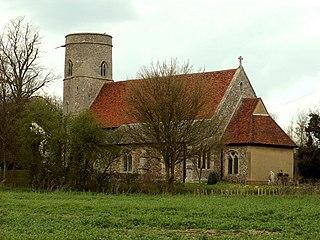 Bardfield Saling village in United Kingdom