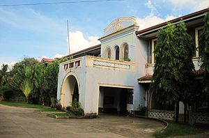 St. Vincent Ferrer Seminary - St. Vincent Ferrer Seminary in Jaro, Iloilo City - the first Institution of higher learning in Western Visayas.