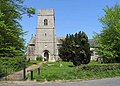 St Andrew and All Saints, Wicklewood, Norfolk - geograph.org.uk - 805007.jpg
