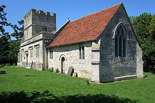 St Bartholomews Church, Furtho Church in Northamptonshire, England
