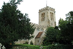 St Laurence, Chicheley, Bucks - geograph.org.uk - 332132.jpg