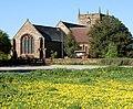 St Lawrence church, Napton (2) - geograph.org.uk - 1273391.jpg