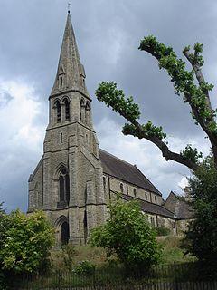 St Lukes Church, Pendleton church in the United Kingdom