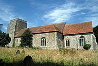 St Mary's Church, High Street, Westham, East Sussex - geograph.org.uk - 895387.jpg